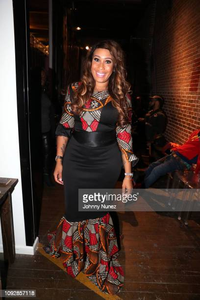 Dr Chanita Foster attends the Super Bowl LIII Power Of Influence Awards at Coco Studios on February 1 2019 in Atlanta Georgia