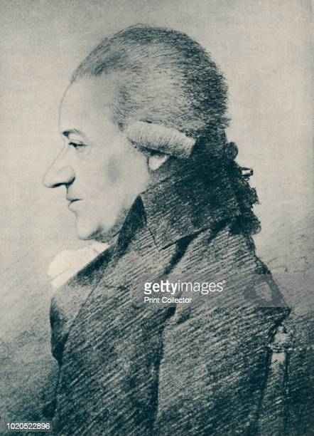 Dr Charles Burney , 1907. Charles Burney FRS was an English music historian, composer and musician. From The Life of Samuel Johnson, Vol. II by James...