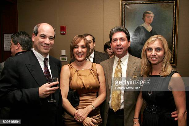 Dr Charles Prestilacomo Joanna Plafsky Robert Plafsky and Linda Savino attend INTERNATIONAL BRAIN RESEARCH FOUNDATION Holiday Cocktail Celebration at...