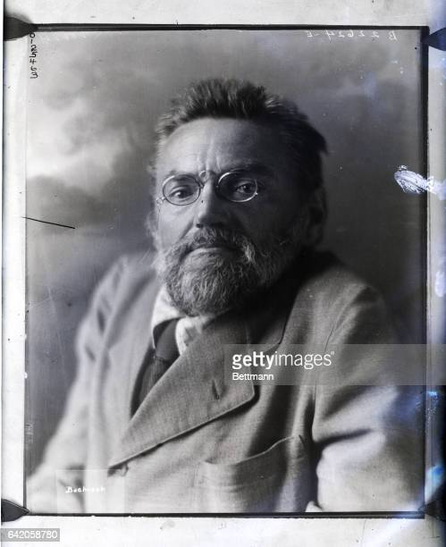 1920 Dr Charles R Steinmetz electrical wizard and mathematician Emigrated to USA from Germany in 1889 after winning disfavor for socialist activities...