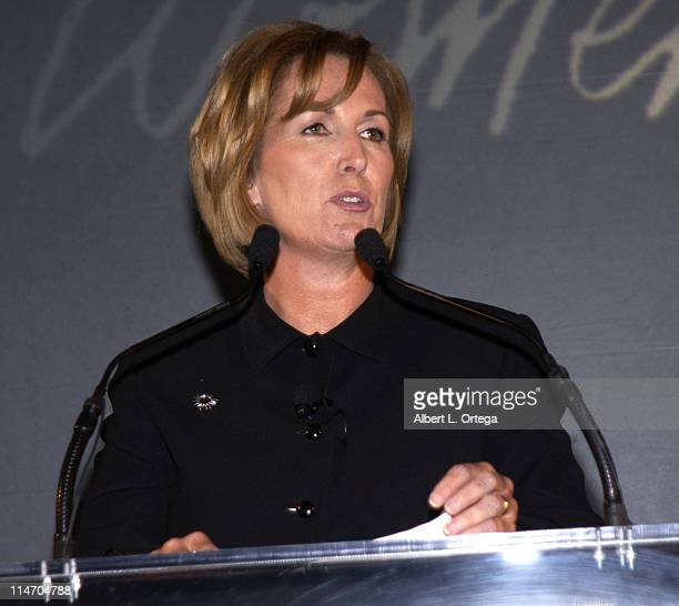 """Dr. Cheryl G. Healton during The Entertainment Industry Foundation and The American Legacy Foundation Join Forces To Host """"Women's Health 2003""""..."""