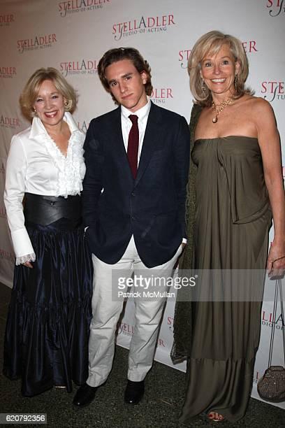 Dr. Christiane Northrup, Christian Scheider and Brenda Siemer Scheider attend The 4th Annual STELLA BY STARLIGHT Benefit at Cipriani 23rd St. On...