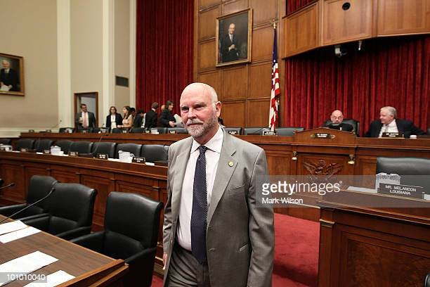 Dr Craig Venter founder chairman and president of the J Craig Venter Institute arrives at a House Energy and Commerce Committee hearing on Capitol...