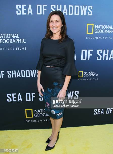 Dr Cynthia Smith attends the National Geographic Documentary Films' premiere of Sea of Shadows at NeueHouse Los Angeles on July 10 2019 in Hollywood...