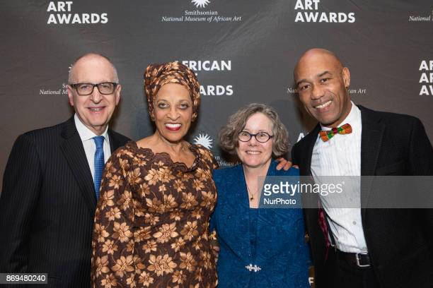 Dr David J Skorton 13th Secretary of the Smithsonian Dr Johnnetta Betsch Cole immediate past director of the Smithsonian National Museum of African...