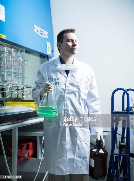 Dr David Sinclair, an Australian biologist and Professor of Genetics, is working on an anti aging drug at the University of New South Wales, December...