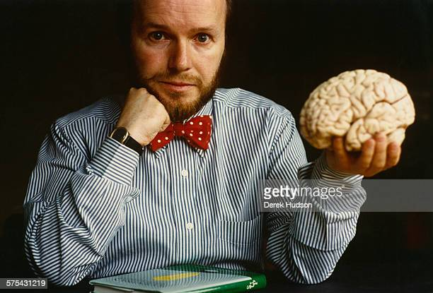 Dr David Weeks author of the book 'Eccentrics—A Study of Sanity and Strangeness' UK April 1989
