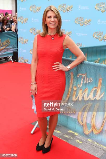 Dr Dawn Harper attends the press night performance of 'The Wind In The Willows' at the London Palladium on June 29 2017 in London England