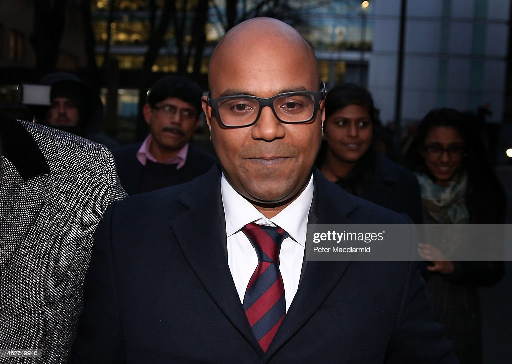 Dr Dhanuson Dharmasena Has Been Acquitted Of Female Genital Mutilation : News Photo