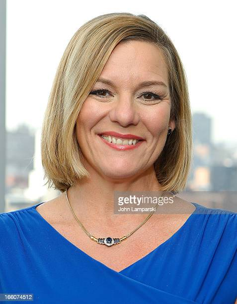 Dr Donnica Moore attends the Clearblue Advanced Ovulation Test Launch at The Hotel on Rivington Penthouse on April 8 2013 in New York City
