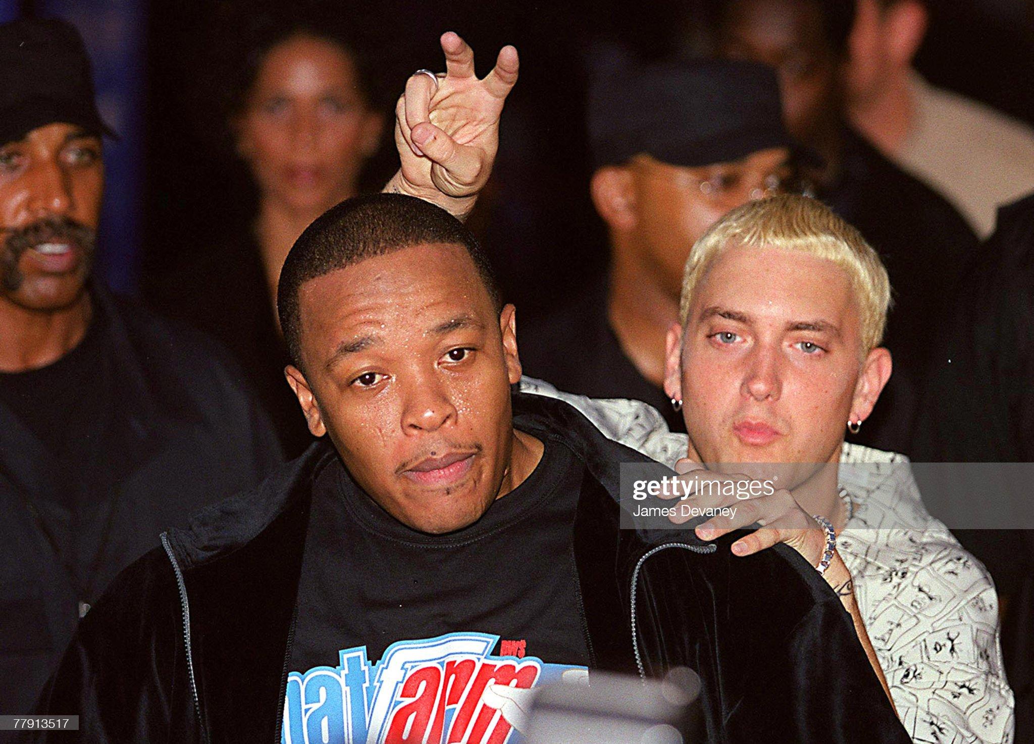 The 1999 MTV Video Music Awards : News Photo