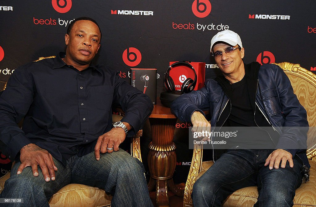 """Monster's Beats By Dr. Dre """"Sound Matters"""" Listening Session : News Photo"""