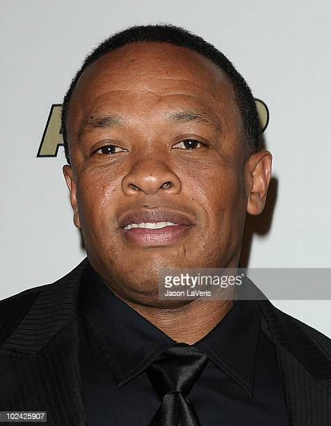Dr Dre attends the 23rd annual ASCAP Rhythm Soul Music Awards at The Beverly Hilton hotel on June 25 2010 in Beverly Hills California
