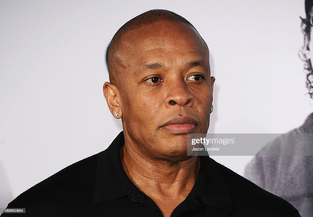 """Premiere Of Universal Pictures And Legendary Pictures' """"Straight Outta Compton"""" - Arrivals : News Photo"""