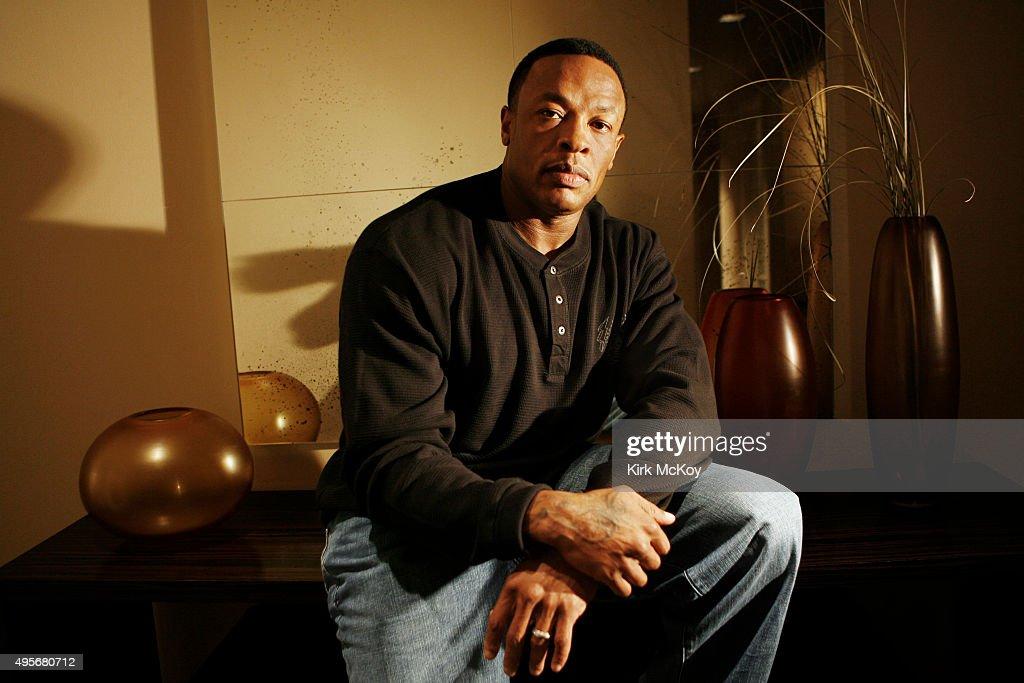 Dr. Dre, Los Angeles Times, August 30, 2007
