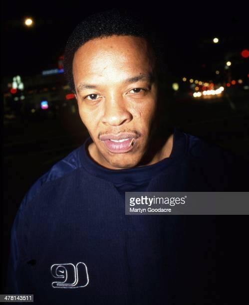 Dr Dre portrait Los Angeles United States 2001