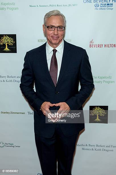 Dr Drew Pinksky arrives for the 42nd Annual Maple Ball at The Montage Hotel on October 26 2016 in Beverly Hills California