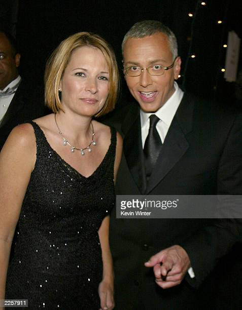 Dr Drew Pinsky and his wife Susan at The 6th Annual Prism Awards at CBS Television City in Los Angeles Ca Thursday May 9 2002 Photo by Kevin...