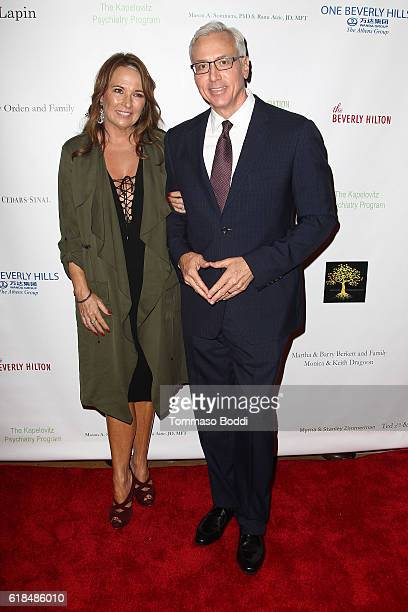 Dr Drew Pinsky and Susan Pinsky attend the 42nd Annual Maple Ball at Montage Hotel on October 26 2016 in Beverly Hills California