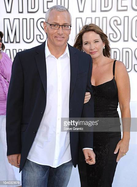 Dr Drew Pinsky arrives at the 2010 MTV Video Music Awards held at Nokia Theatre LA Live on September 12 2010 in Los Angeles California