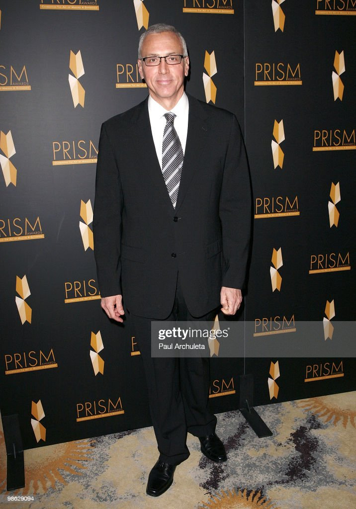 Dr. Drew Pinsky arrives at the 2010 PRISM Awards at Beverly Hills Hotel on April 22, 2010 in Beverly Hills, California.