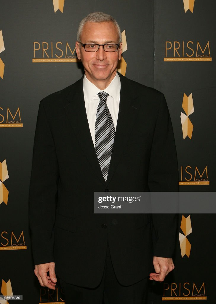 Dr. Drew Pinsky arrives to the 14th Annual Prism Awards at the Beverly Hills Hotel on April 22, 2010 in Beverly Hills, California.