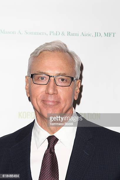 Dr Drew Pinsky attends the 42nd Annual Maple Ball at Montage Hotel on October 26 2016 in Beverly Hills California