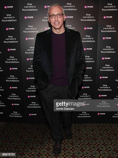 Dr Drew Pinsky attends The Candie's Foundation Event To Prevent at Cipriani 42nd Street on May 5 2010 in New York City