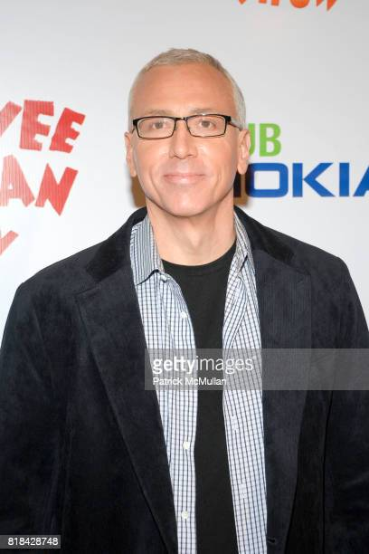 Dr Drew Pinsky attends The Pee Wee Herman Show Opening Night at Club Nokia on January 20 2010 in Los Angeles California