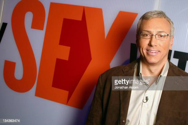 Dr Drew Pinsky on the set of Discovery Channel television show in Burbank California on April 30 2005