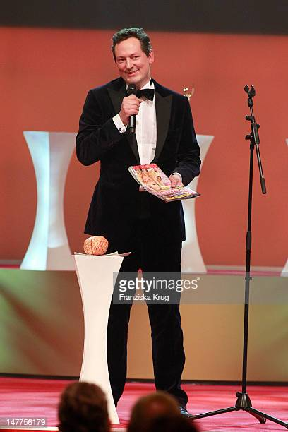 Dr Eckart von Hirschhausen attends the Golden wife Awards at the Axel Springer Haus on March 21 2012 in Berlin Germany