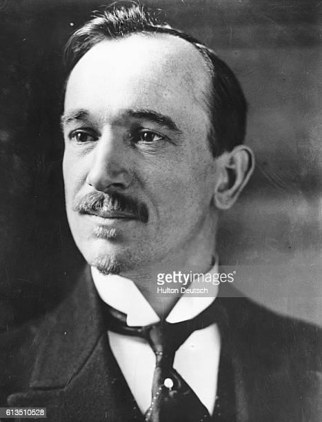 Dr Eduard Benes the Czech delegate to the Paris conference 1919