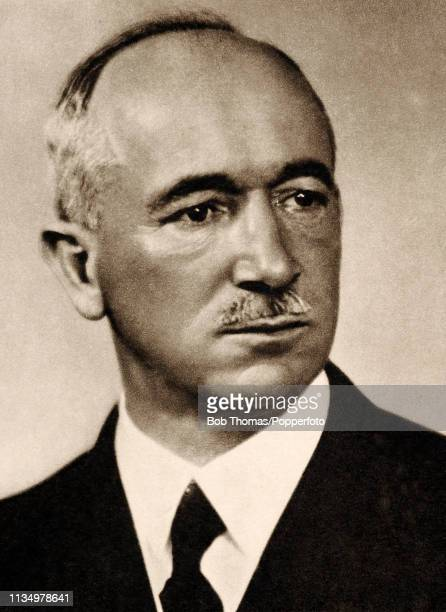 Dr Edvard Benes President of Czechoslovakia from 19351938 and again from 19451948