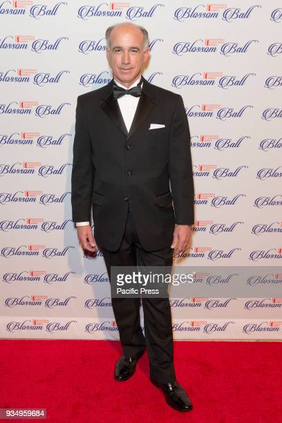 Dr Edward Dourron attends Endometriosis Foundation of America 9th Annual Blossom Ball at Cipriani 42nd street