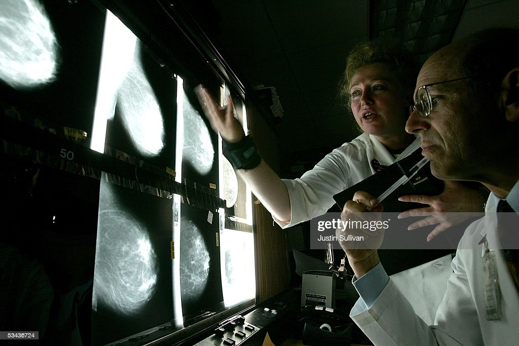 UCSF Cancer Center Uses Latest Technologies To Battle Cancer : News Photo