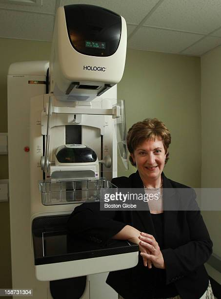 Dr Elizabeth Rapherty is the director of Breast Imaging at Avon Comprehensive Breast Evaluation Center at Mass General Hospital She is standing by...