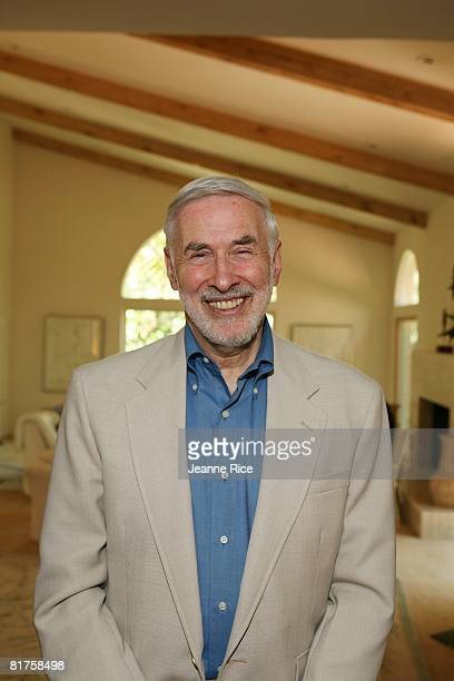 Dr Elliott M Katz attends the Trigg Ison Fine art exhibit for the work of Maxine Kim StussyFrankel at her home June 28 2008 in Los Angeles California