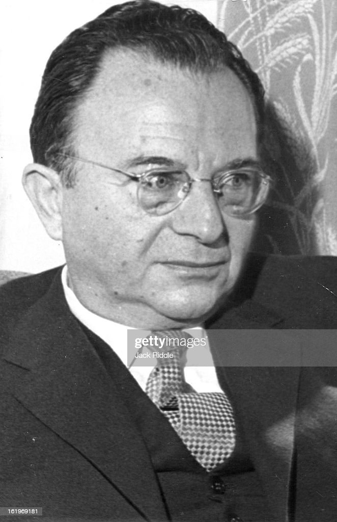 OCT 24 1960, OCT 25 1960; Dr. Erich Fromm;