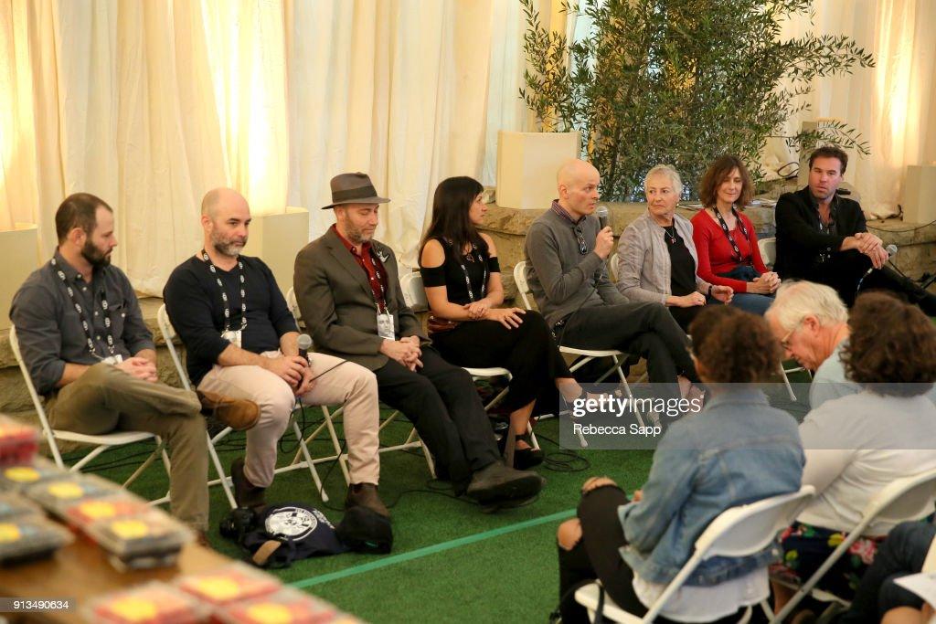 The 33rd Santa Barbara International Film Festival - General Events - Day 2 : Nachrichtenfoto