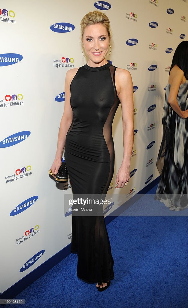 Dr. Erin Gilbert attends the Samsung Hope For Children Gala 2014 at Cipriani Wall Street on June 10, 2014 in New York City.