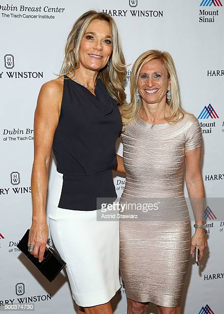 Dr Eva AnderssonDubin and Dr Elisa Port attend the 5th Annual Dubin Breast Center At Mount Sinai Benefit at Mandarin Oriental Hotel on December 7...