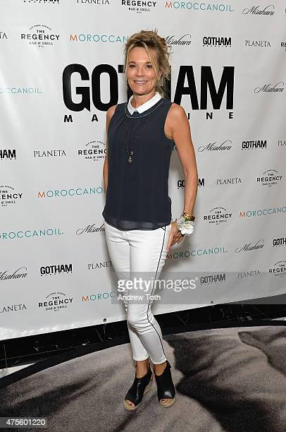 Dr Eva AnderssonDubin attends Gotham Magazine celebrates New York's Most Influential Women on June 1 2015 in New York City