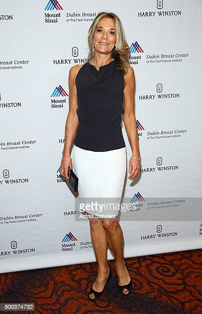 Dr Eva AnderssonDubin attends the 5th Annual Dubin Breast Center At Mount Sinai Benefit at Mandarin Oriental Hotel on December 7 2015 in New York City