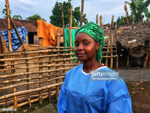 Dr Fatoumata Battouly Diallo leads a team of Guinean medical personnel who first administered an experimental Ebola vaccine during an epidemic in...