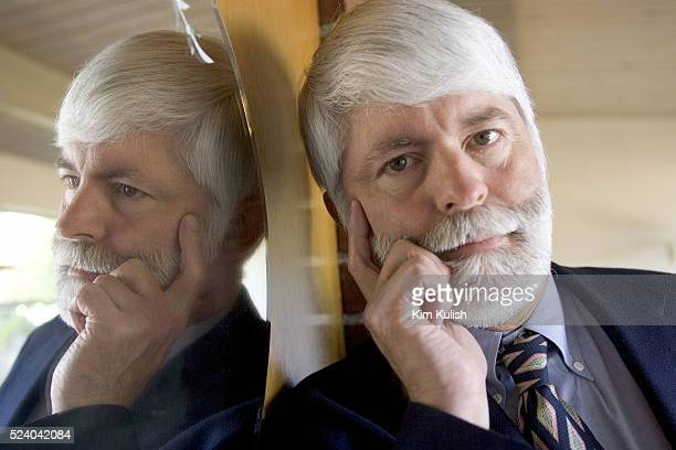 Dr Frank Fisher at his El Cerrito California home In 1999 Fisher a Harvard graduate was one of the first doctors in the nation to be arrested for...