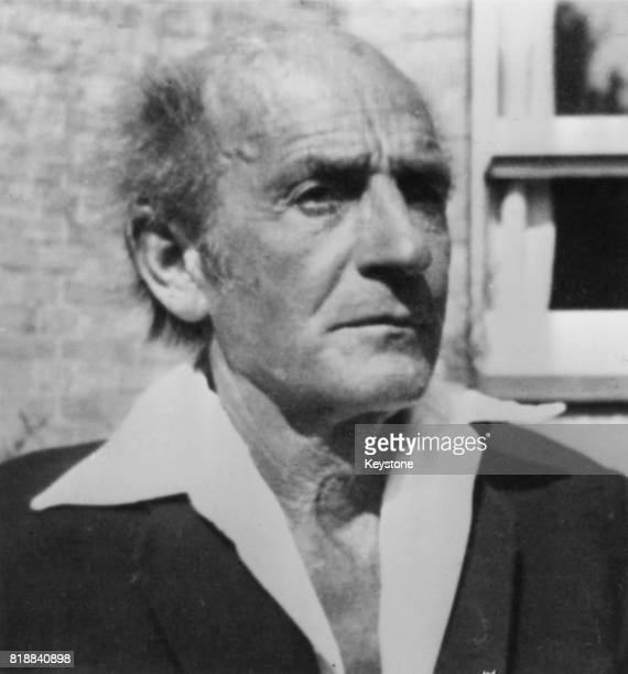 Dr Frank Raymond Leavis a Fellow of Downing College Cambridge and founder and editor of the literary review 'Scrutiny' UK July 1975