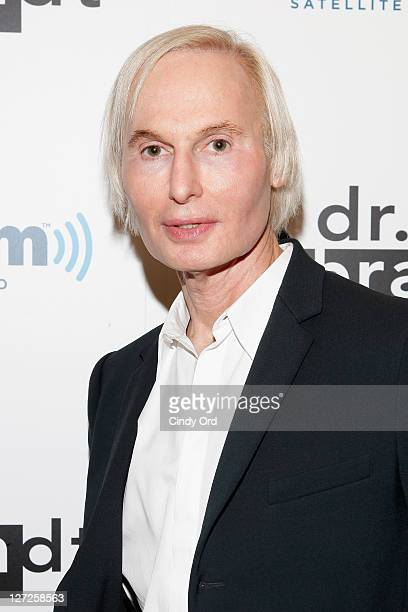 Dr Frederic Brandt attends his SiriusXM launch event at SiriusXM Studio on September 26 2011 in New York City