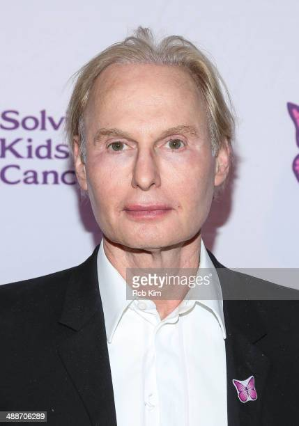 Dr Fredric Brandt attends the Fifth annual Solving Kids' Cancer Spring Celebration at 583 Park Avenue on May 7 2014 in New York City