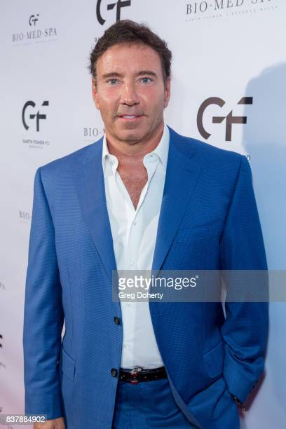 Dr Garth Fisher MD attends his Official Launch Party Of Dr Garth Fisher's BioMed Spa at Garth Fisher MD on August 22 2017 in Beverly Hills California