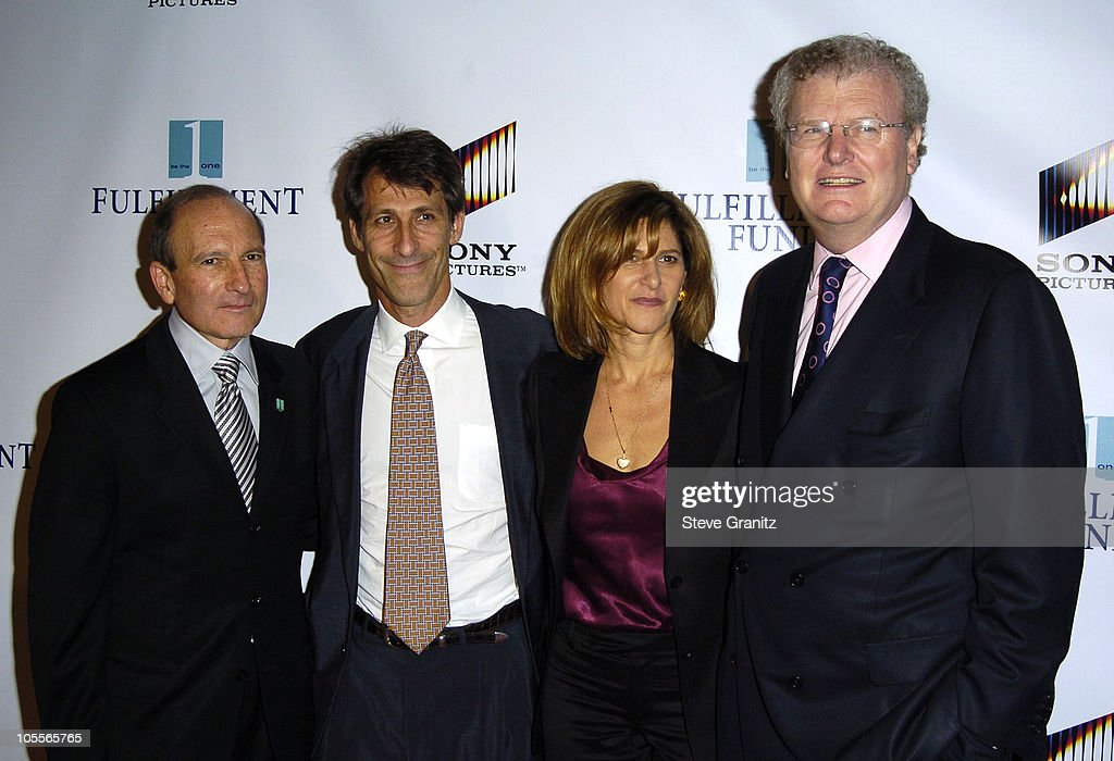 Fulfillment Fund to Honor Sony's Amy Pascal at 2004 Benefit Gala